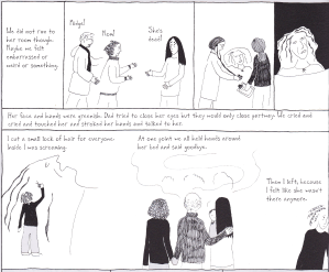 Graphic Medicine #4: Hospice Comics by MK Czerwiec (Comic