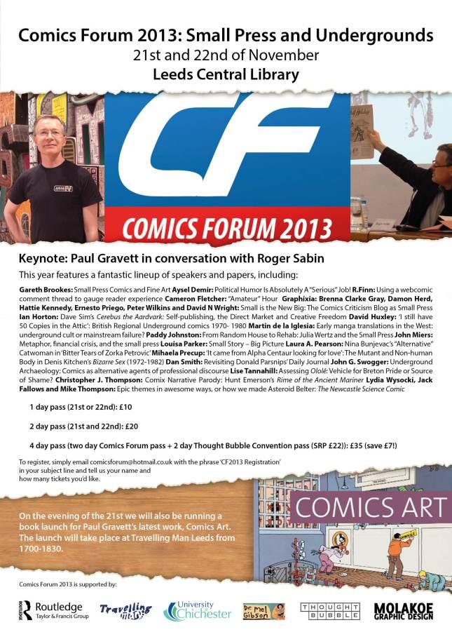 CF2013 - Poster