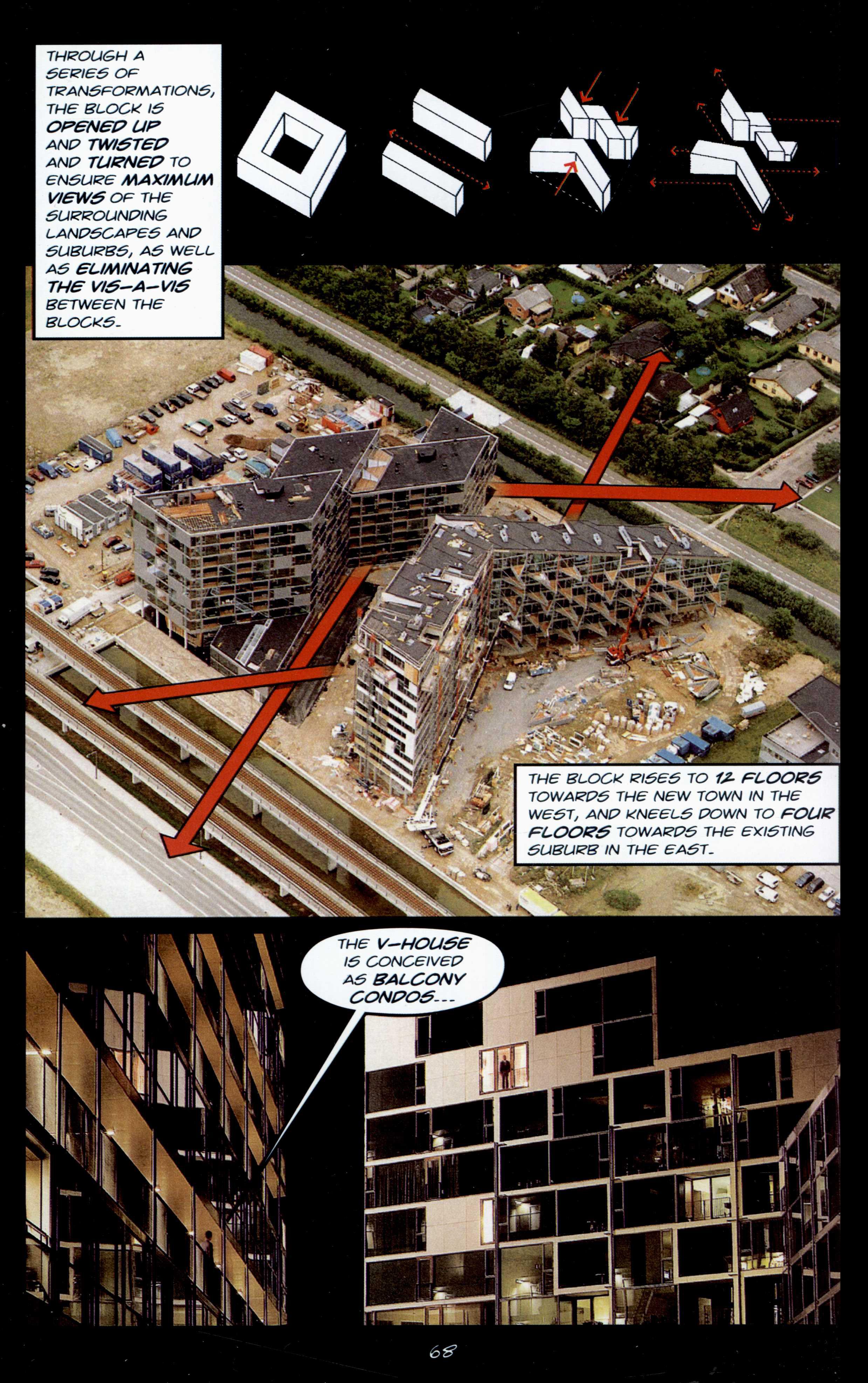 The Architecture in Comics by Renata Rafaela Pascoal ...