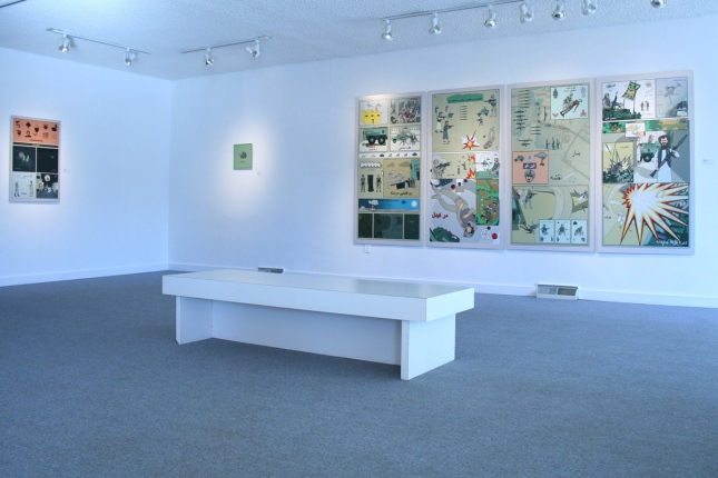 image 1: Light Horse Tales at the Douglas Udell Gallery